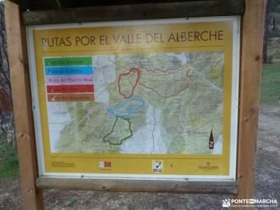 Ruta del Boquerón-Caminar rápido [RETO,Power Walking]licencia montaña mochilas para senderismo